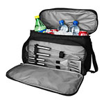 3 piece BBQ set with cooler bag