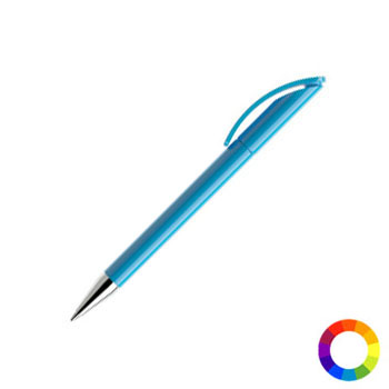 Stylo DS3 poli finition chrome