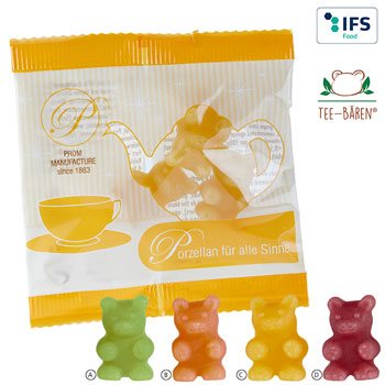 Tea-Bears® in a bag (18 g)