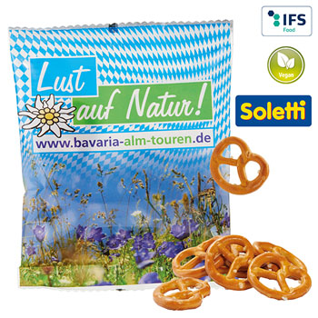 Salty Mini Pretzels (10 g)
