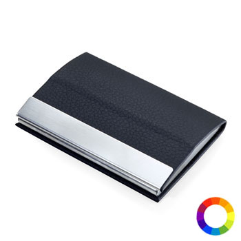 "Business card case ""CARD STAND"""